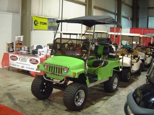 Lift Kits For Jeeps >> 2005 E-Z-GO Custom Jeep Street Legal Golf Cart | For the Home | Pinterest | Street legal golf ...