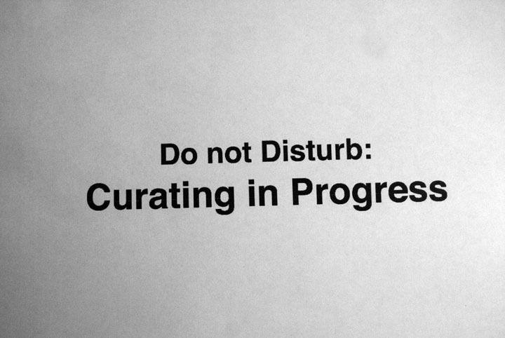 no molestar: