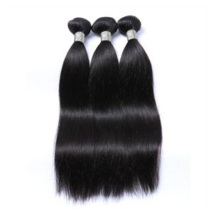 Achieve a sleek look with our hair extensions. All our hair are Virgin Remy Hair and comes in it's natural unaltered colour.. Virgin Remy hair can be dyed, straightened, or curled with heat tools. Baby Doll Luxury Hair is lustrous, silky, and the finest hair in the industry. Enhance your natural beauty by adorning your hair with fabulous bundles of Baby Doll Straight hair extensions, and fall in love with your hair again!