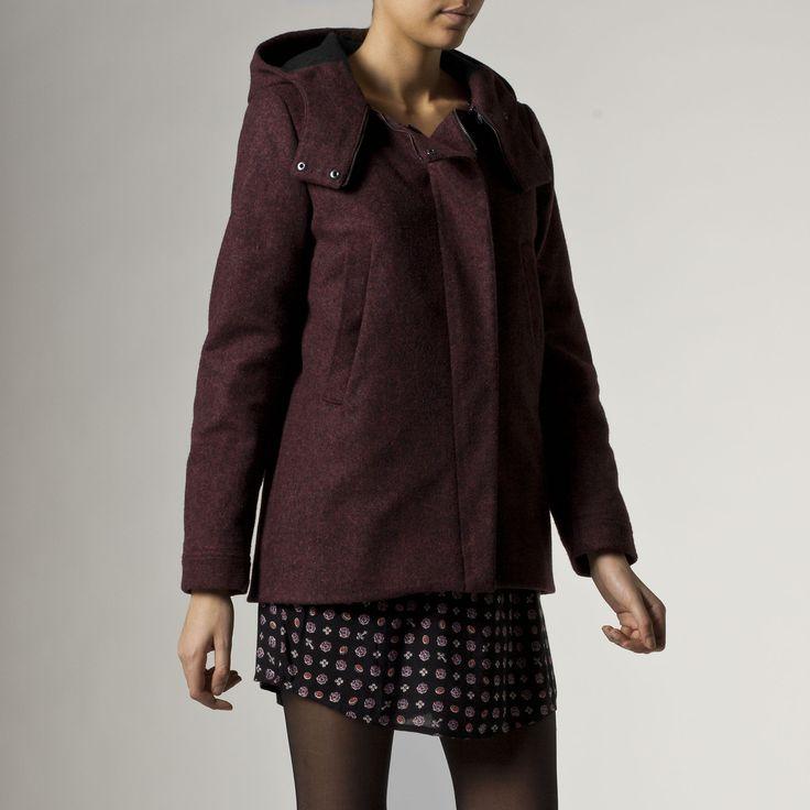Manteau femme IKKS (QE44024) | Vêtement ICode Hiver 14