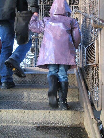 paris eiffel tower stair climb by Miss Age7