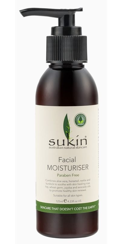 Buy Sukin Facial Moisturiser from Canada at Well.ca - Free Shipping