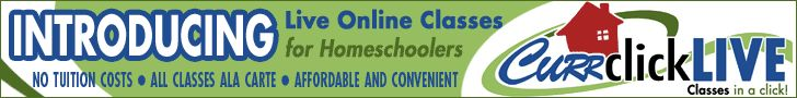 Currclick Online Homeschool Classes ~ The Heart of Michelle