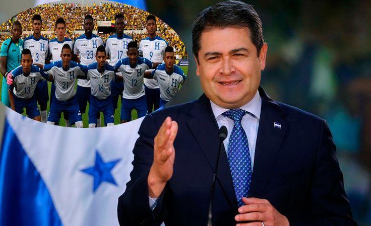 Honduras: Presidente Hernández juramentará  a los atletas olímpicos  http://www.latribuna.hn/2016/07/28/presidente-hernandez-juramentara-manana-los-atletas-olimpicos/