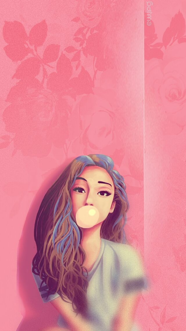 Shared By Ewjpg Find Images And Videos About Girl Pink And Wallpaper On We Heart It The App To Get Girly Drawings Cartoon Girl Images Cartoon Girl Drawing
