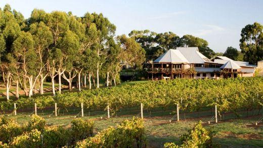 Margaret River region in Western Australia.