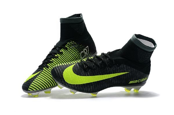 Mercurial Superfly V CR7 Men's Firm Ground Soccer Cleat