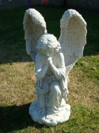 17 Best Images About Angel Fairy Garden Figurines On