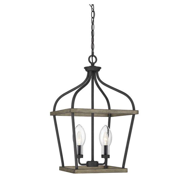 Filament Design 2-Light Weathervane Outdoor Hanging Chandelier-CLI-SH277573