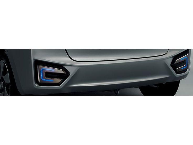 [NEW] JDM Honda Fit GK LED Illumination Rear Lower Garnish Genuine OEM - HONDA - Car Parts