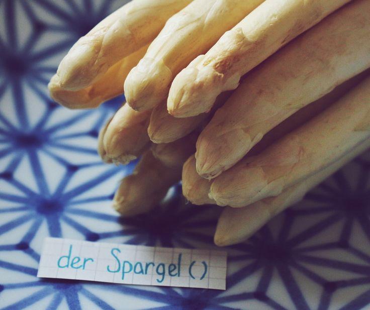 der Spargel - asparagus