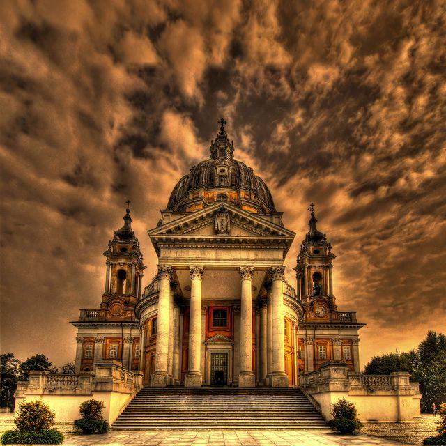 Basilica di Superga, Turin, Piedmont, Italy