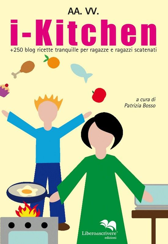 i-Kitchen il libro per aiutare