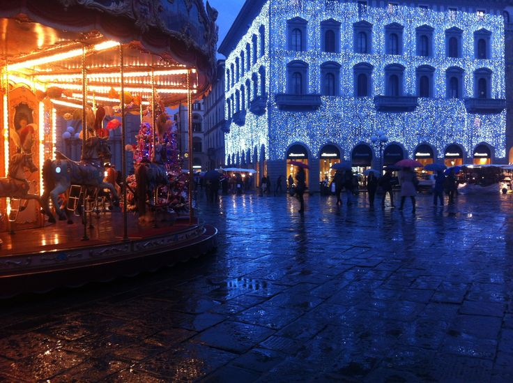 #christmastime in #Florence #Natale a #Firenze