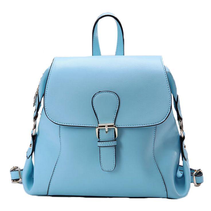 Comprar mochilas de viaje de piel para niñas bolsas de moda para Universidad barata [AL93065] - €59.93 : bzbolsos.com, comprar bolsos online