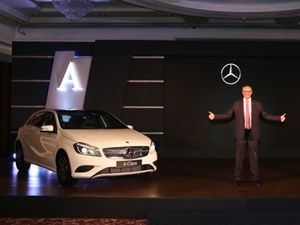 Mercedes-Benz A200 CDI Launched, Priced at Rs 26.95 lakh  ZigWheels.com