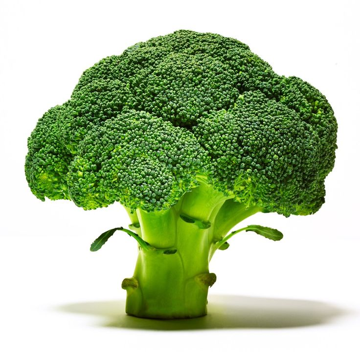 Ditch pounds fast with these 50 slimming superfoods, like broccoli. | Health.com