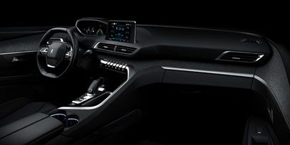 Quality and innovation are the 2 words that describe the new #Peugeot i-Cockpit.