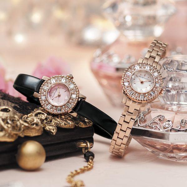 JILL STUART ジル スチュアート Baguette Gem model バゲット ジェム モデル 腕時計 レディース SILDAB01: TiCTAC|腕時計の通販サイト【チックタックオンラインストア】
