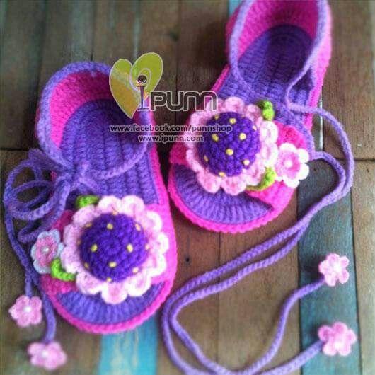 828 besten #Chaussons#Baby#Booties Bilder auf Pinterest | Babyschuhe ...