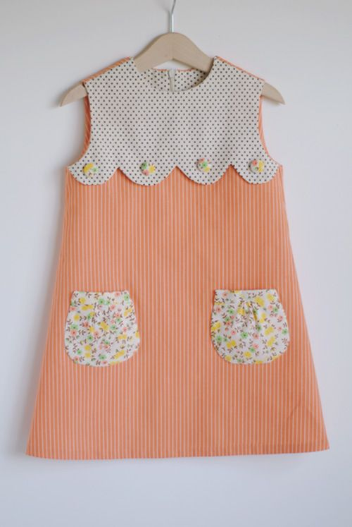 vintage may guest: hart & sew   skirt as top