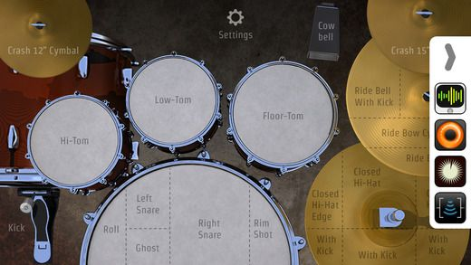 DrumKick Mark Jeschke  최고로 리얼한 드럼