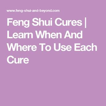 Know Your Feng Shui Basics: Feng Shui 101 | Open Spaces ...