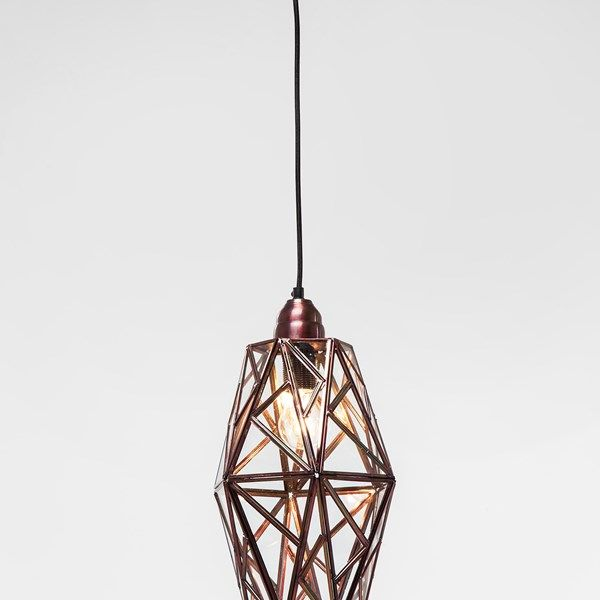 Závěsné svítidlo Strip Brass O19cm | KARE shop