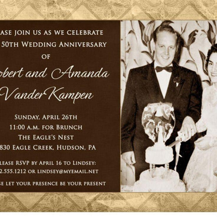sapphire wedding anniversary invitations%0A Golden Wedding Anniversary Invitations   Golden Wedding Anniversary  Invitations Templates  Superb Invitation  Superb Invitation