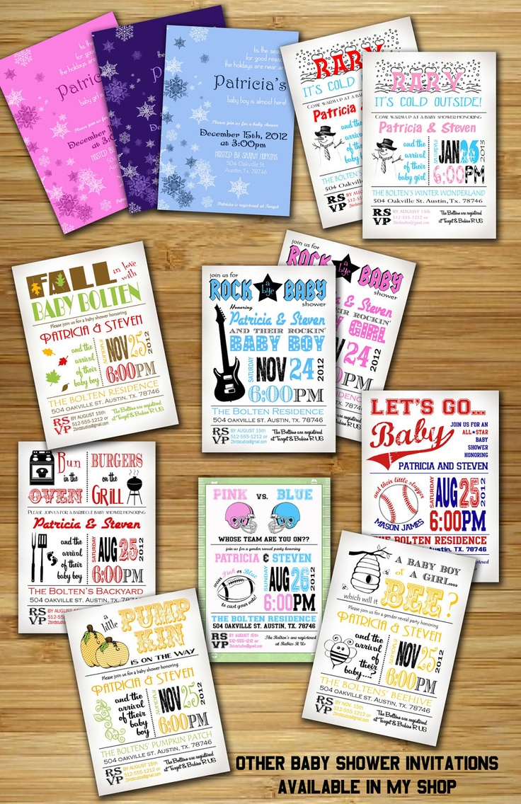 Baby shower invitation - boy girl baby shower BBQ barbecue invite- DIY barbecue couples shower printable decorations