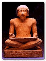 Egyptian Scribe