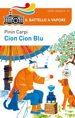 DA 9 ANNI Cion Cion Blu: Cion Cion Blu è un contadino cinese che veste solo di blu e arancione; ha un gatto tutto blu e un cane tutto arancione. E un pesciolino che si chiama Bluino. Una notte, la neve ricopre di fiocchi bianchi tutti i suoi alberi di aranci: quanto buon gelato d'aranciata! Per venderlo al mercato Cion Cion Blu s'incammina… Piemme