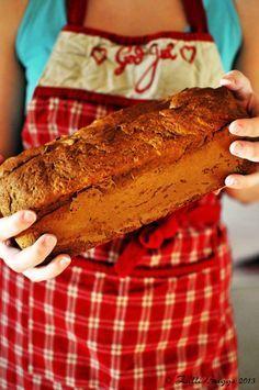 Lucka 14: Vörtbröd - Glutenfritt från Sockerdrömmen
