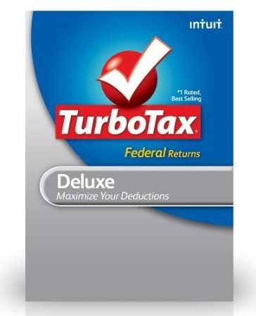 TurboTax Deluxe: Guides you step-by-step to maximize your deductions.    Price: $49.99