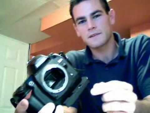 How To Clean Nikon D70s Sensor
