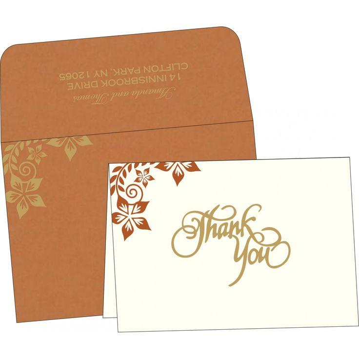 hindu wedding invitation card samples in english%0A Thank you cards by    WeddingCards  thankyoucards  weddingstationery    Hindu  Wedding CardsThank You CardsWedding Invitation
