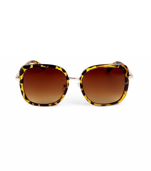 Shop Our Favorite Oversized Sunglasses In Honor Of Jackie O's Birthday via @WhoWhatWear