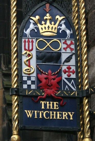 The Witchery by the Castle
