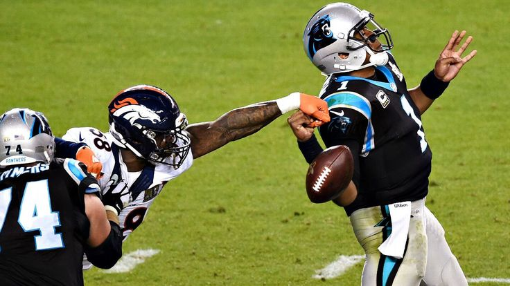 Mistake-prone Panthers lose their identity and flub in Super Bowl 50