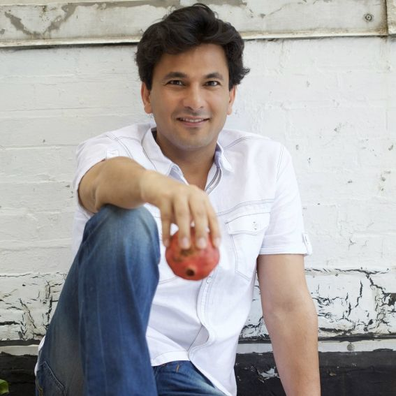 Why Vikas Khanna's first date was a dud (HINT: Food)