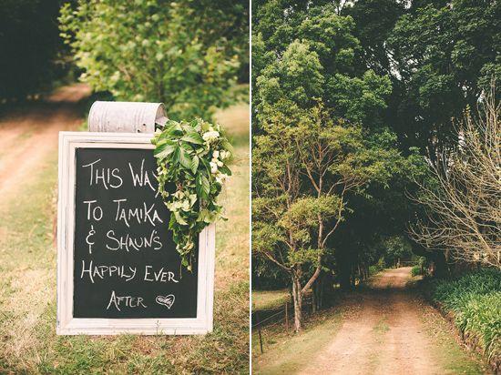 Tamika and Shauns Romantic Northern NSW Wedding