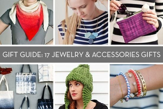 Gift Guide: 17 DIY Jewelry and Style Accessories to Make and Give » Curbly | DIY Design Community