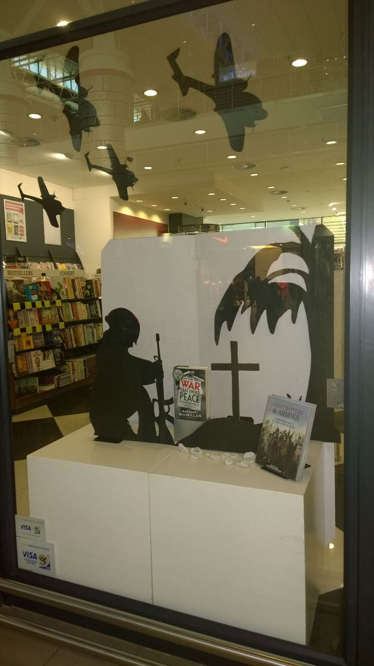 The simple, elegant display at our King Shaka International Airport branch