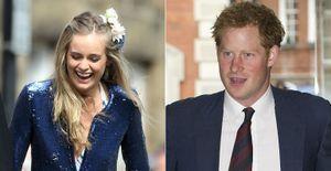 Namorada do príncipe Harry não é convidada para batizado do príncipe George - Apesar dos rumores de que o relacionamento do príncipe Harry com Cressida Bonas está cada vez mais sério, a jovem não foi convidada para o batizado do príncipe George