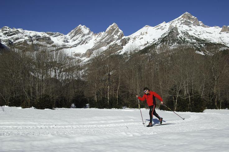 Quatres boucles de ski de fond pour tous les niveaux vous attendent à quelques kilomètres seulement de la station... // Plus d'informations : www.piau-engaly.com/fr/il4-station_p244-espace-nordique-piau-pineta.aspx