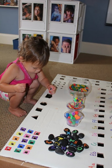 A GREAT website for toddler ideas - Play At Home Mom, LLC.