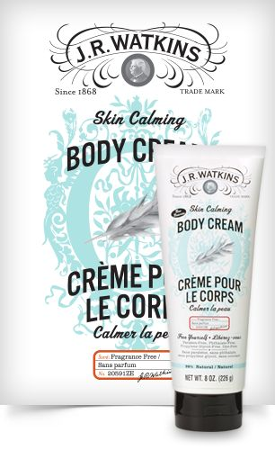 Body Cream - Skin Calming  - Item #20591 Fragrance Free for sensitive skin. Up to 99% of the ingredients in our Body Cream is all natural. Treat your skin to our carefully crafted formula that whips together natural plant...