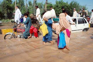 29 Killed by Floods in Pakistan