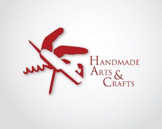 Best Craft Logo Design Images On Pinterest Boss Cards And - 40 genius creative logo designs
