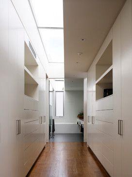 Robe / Closet - contemporary - closet - melbourne - by Steve Domoney Architecture